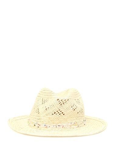 Marzi Şapka Krem